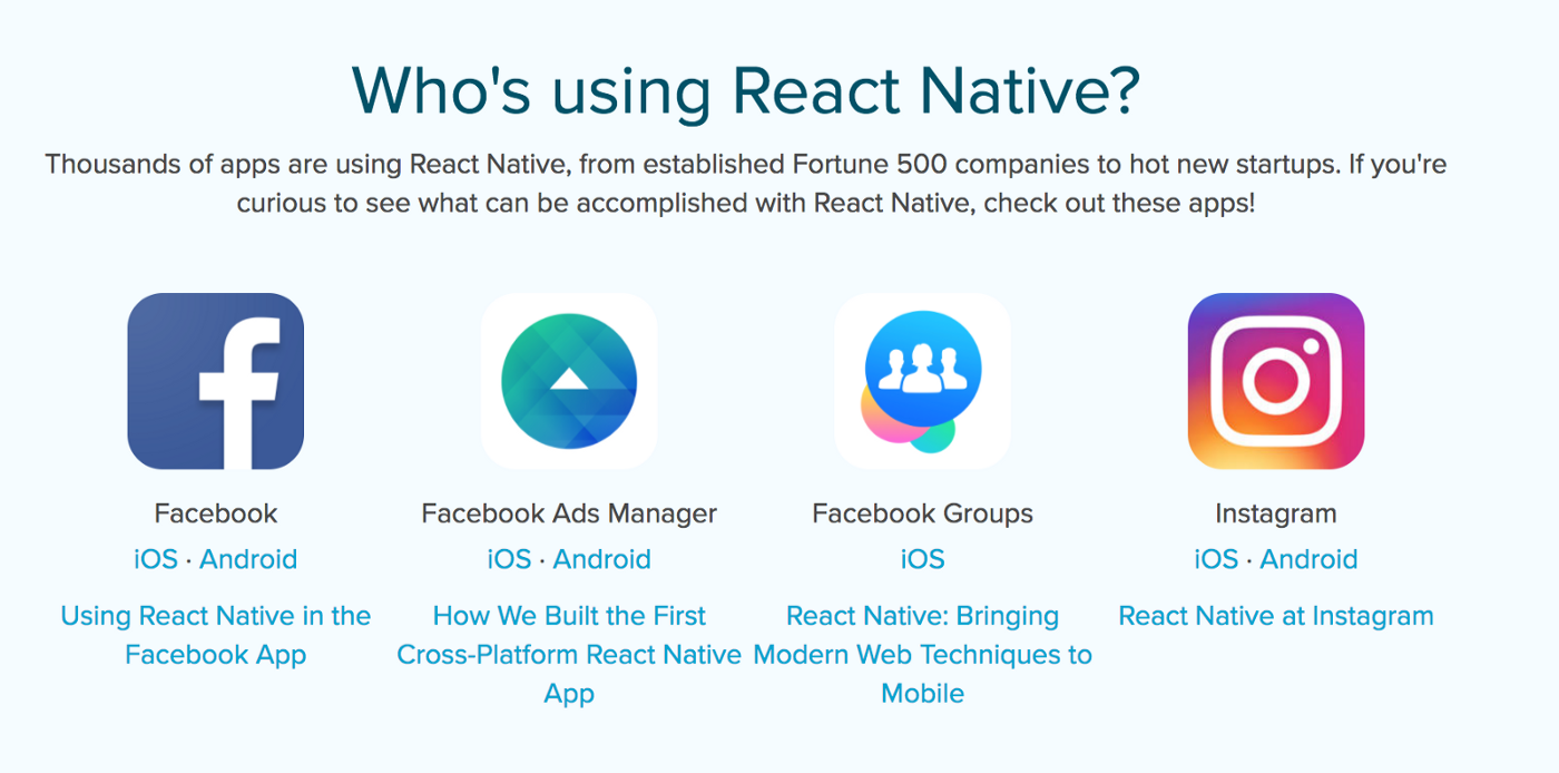 10 Reasons to Learn React Native - Hürriyet Labs