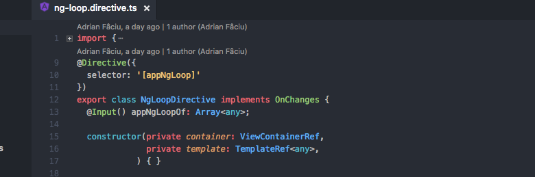 Creating structural directives in angular adrian fciu medium angular has two types of directives structural and attribute as the name suggest the attribute directives are altering the properties of an element to maxwellsz