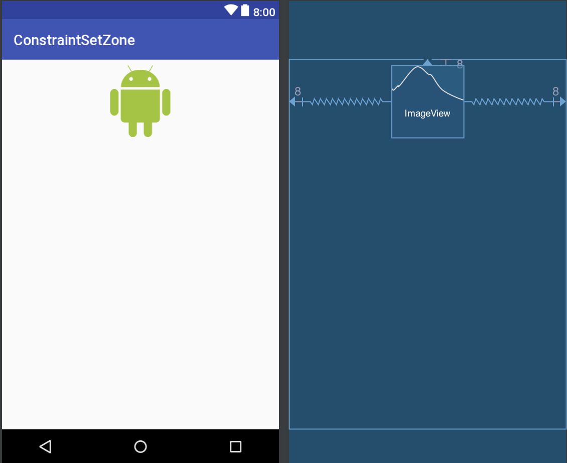 Creating awesome animations using ConstraintLayout and ConstraintSet