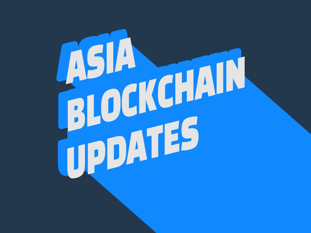 Asia Blockchain Updates 2019 by Amy Kang