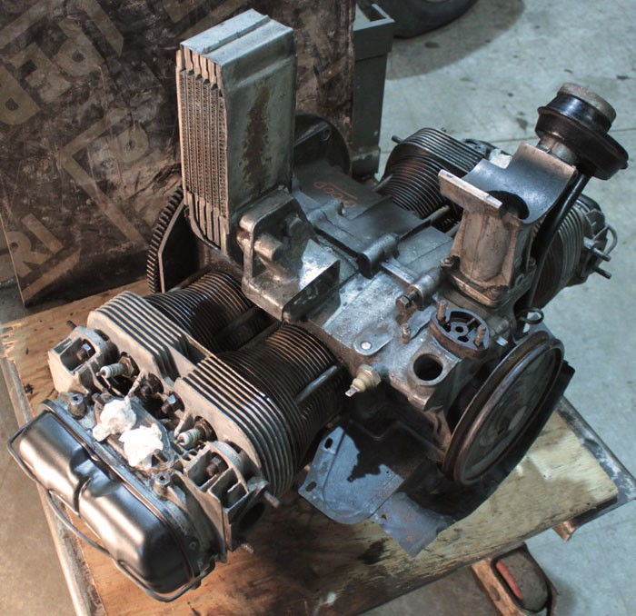 Understanding Your Aircooled Volkswagen Engine By Dave House Medium