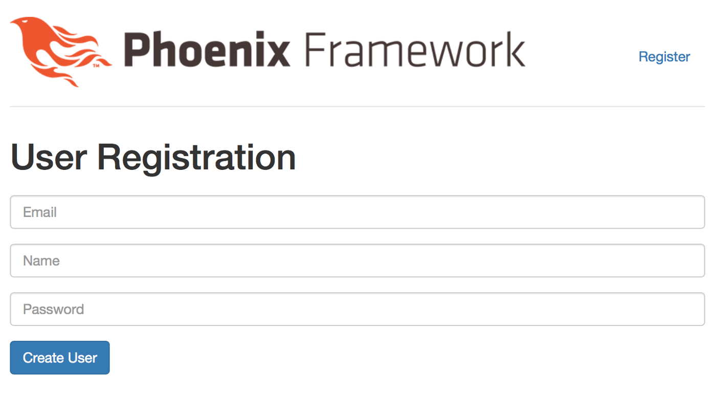Phoenix: simple authentication & authorization in step-by-step