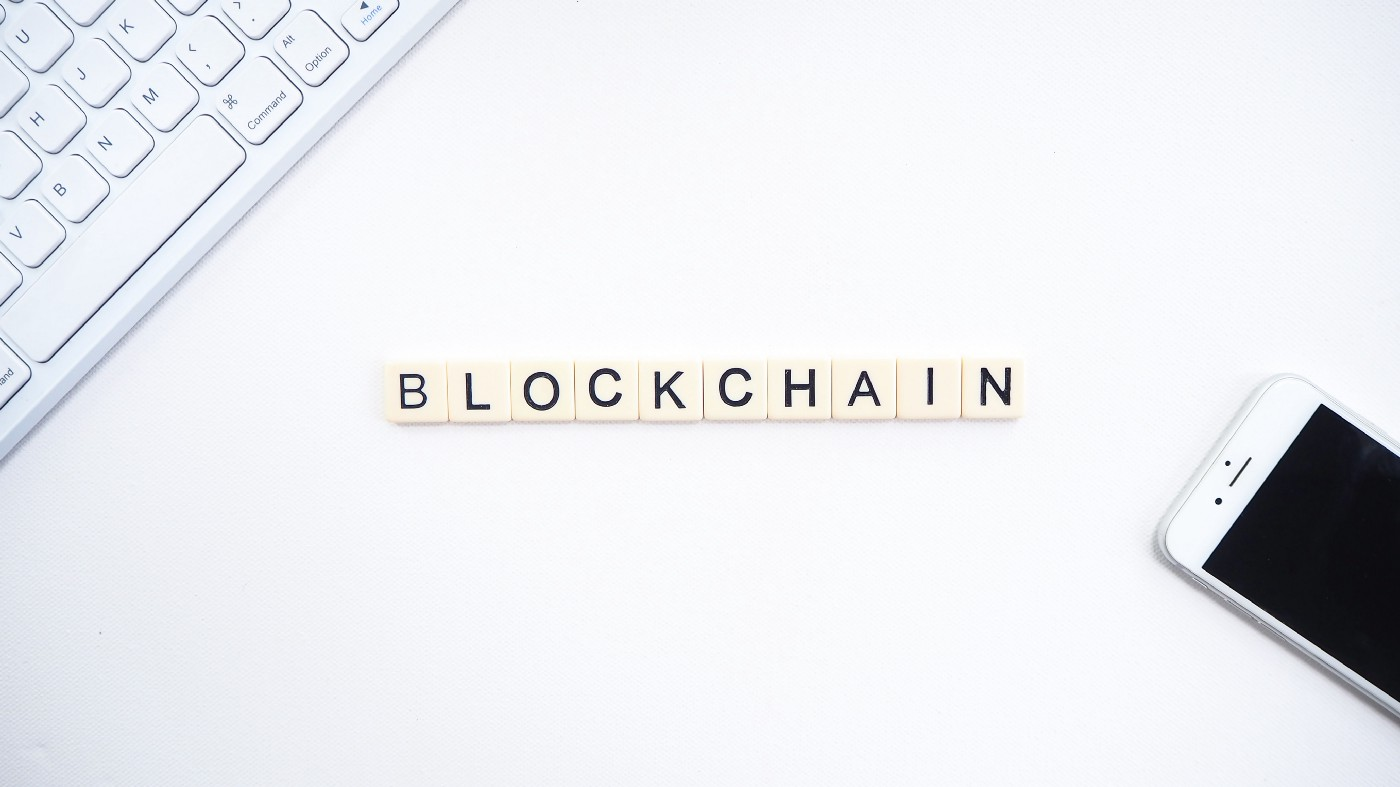The word blockchain. Distributed systems are the new backend systems.