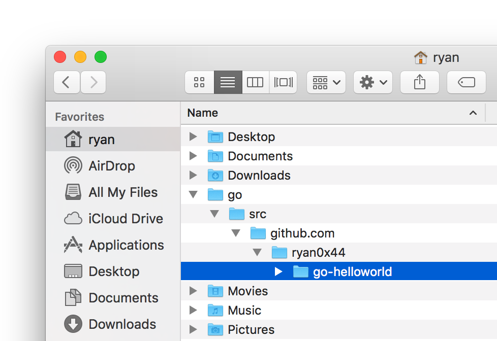 Installing Go for first-time programmers on a Mac - Ryan D - Medium