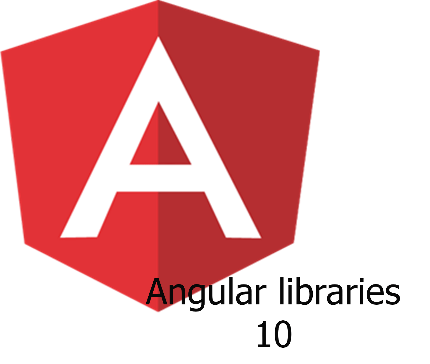 the picture is about Angular