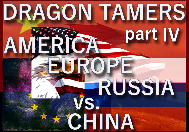 Dragon Tamers: A grand old alliance to rule them all (Part IV, The Eagle cont'd)