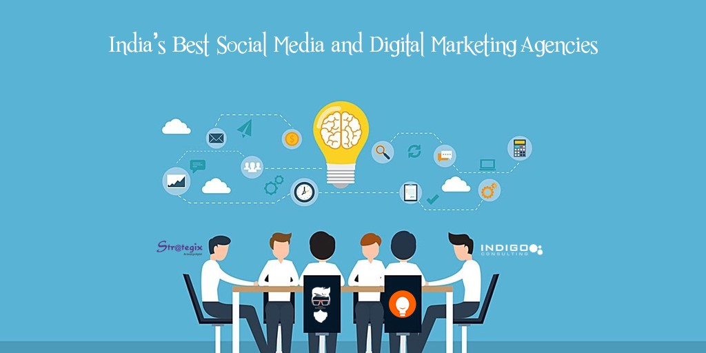 Top 5 Best Social Media Marketing Companies in Hyderabad, India 2018