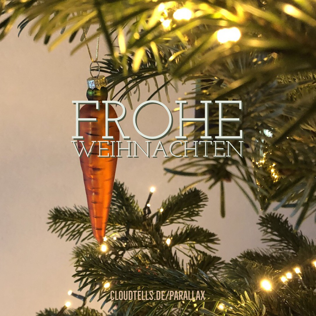 Frohe Weihnachten App.Frohe Weihnachten The Parallax App Developer Blog Medium