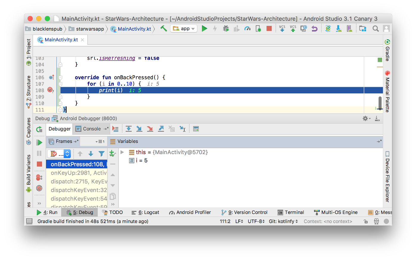 5 Debugging Tips with Android Studio - Black Lens