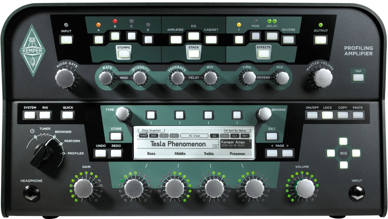 Built my dream guitar rig, now I'm selling it — Part 5: Kemper, is