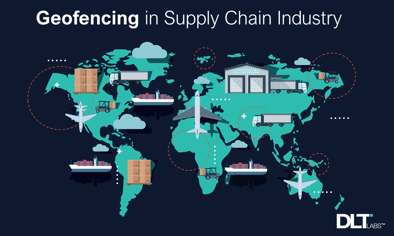 The Pros of Geofencing in Supply Chains