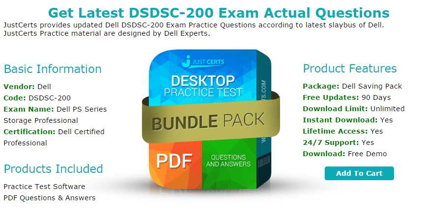 Up-to-Date DSDSC-200 Exam Questions & Practice Tests