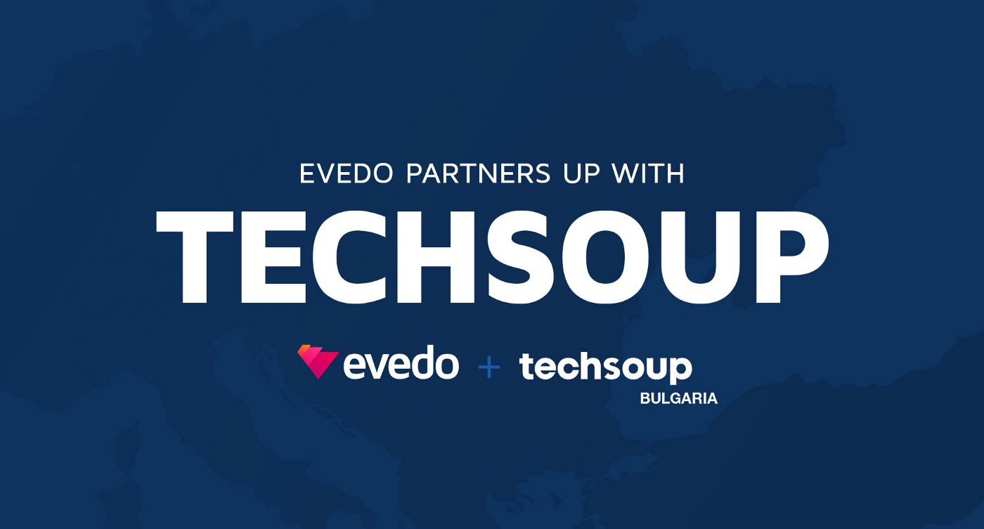 Evedo partners up with TechSoup