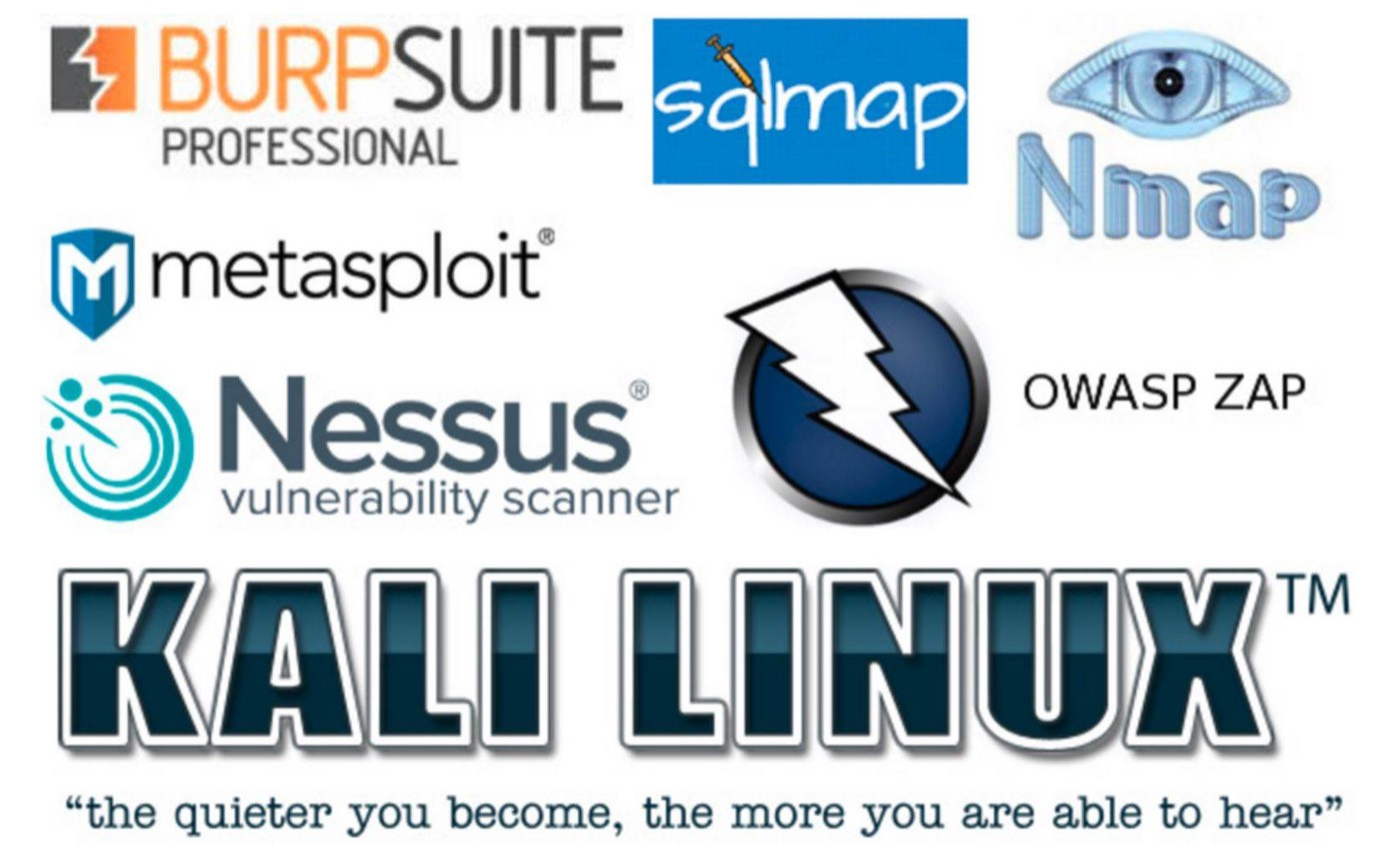 Kali linux hacking and penetration testing tools