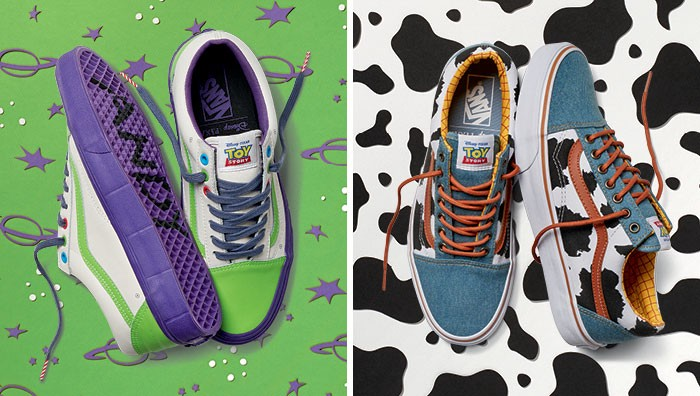 vans toy story zapatillas