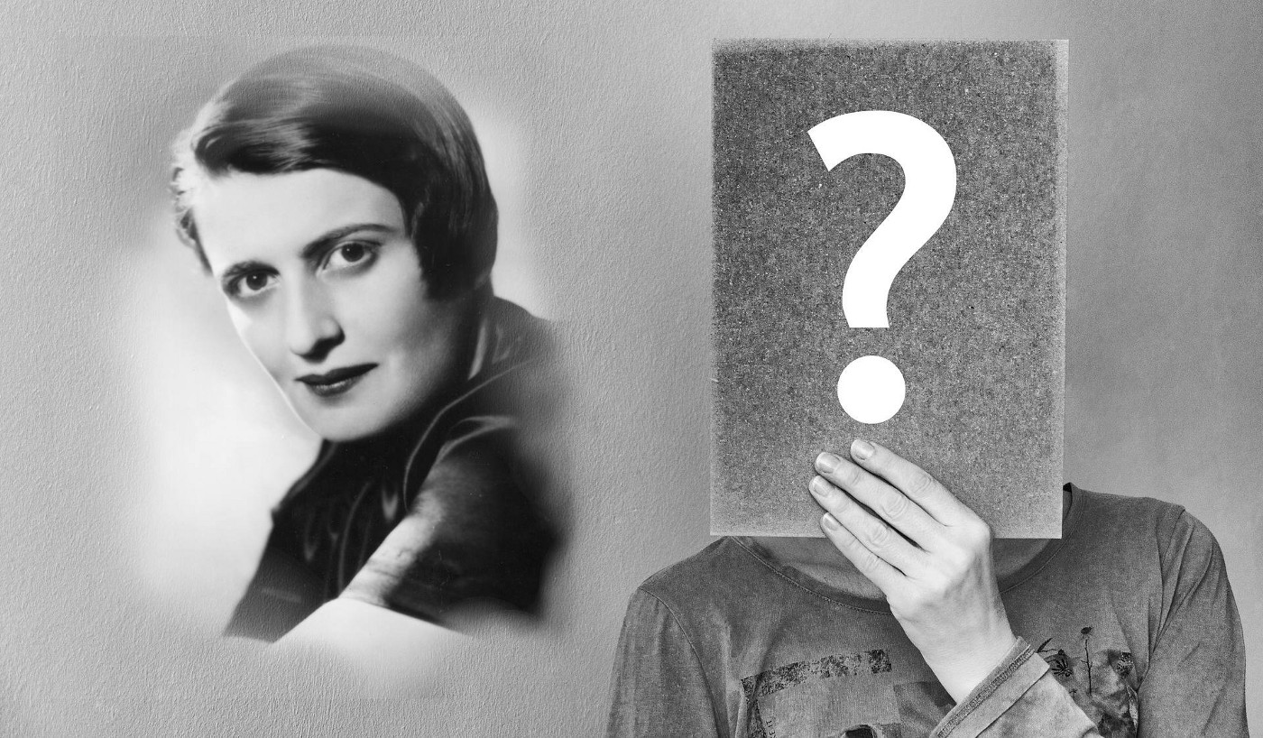 Facts don't care about Ayn Rand's feelings