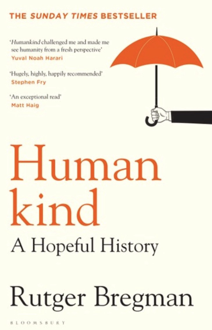 Cover of Humankind book