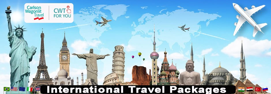 International Travel Packages from B2B Travel Company
