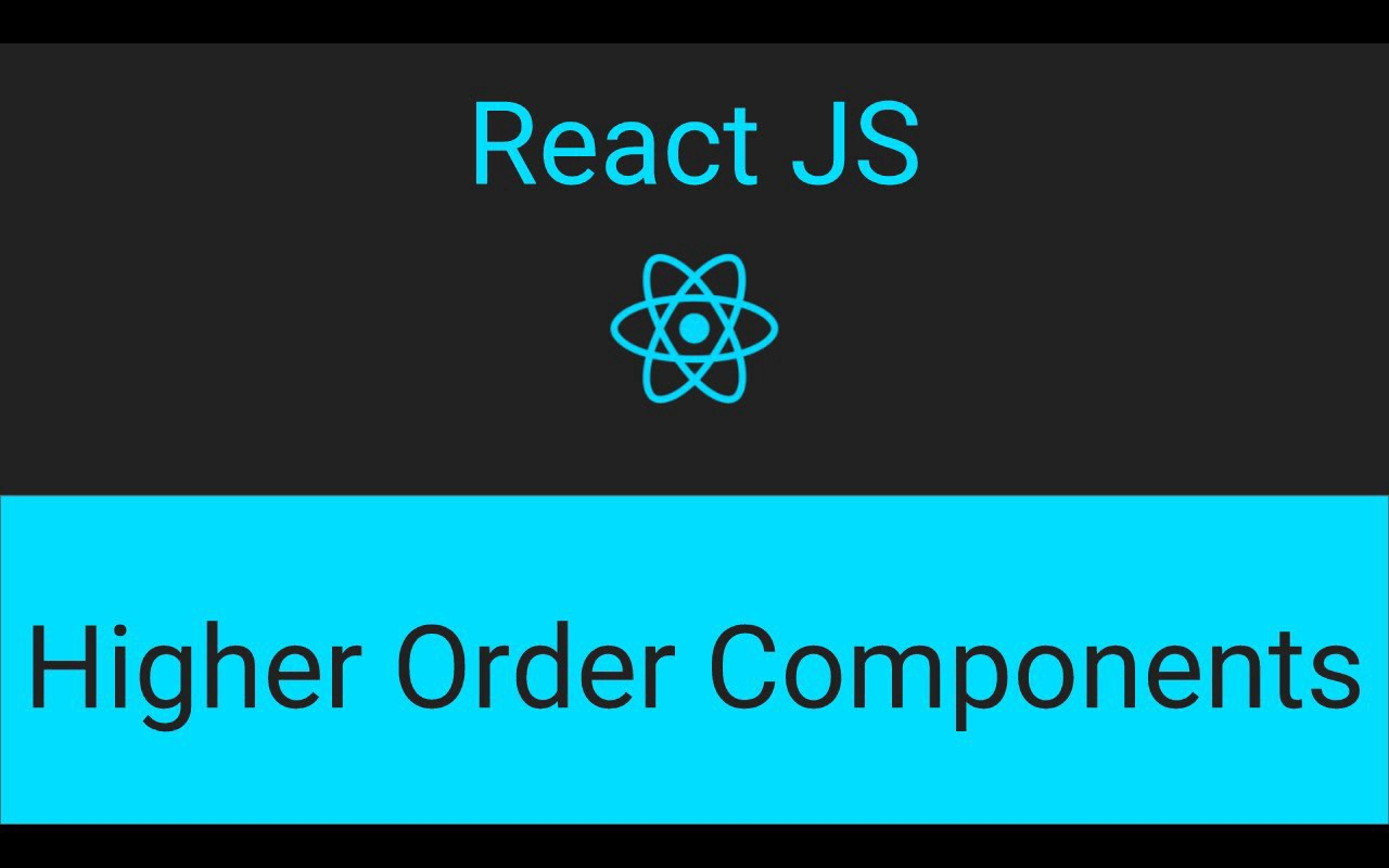 Using ReactJS HoC pattern! Be aware of the side effects!