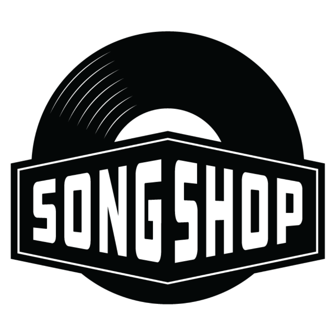 Featured: SongShop Logo.