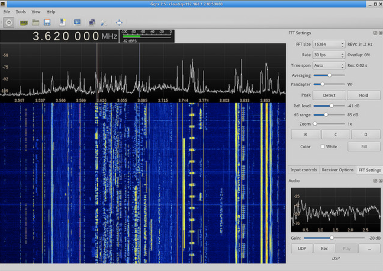 rx_tools: command-line SDR tools for RTL-SDR, bladeRF, HackRF, and