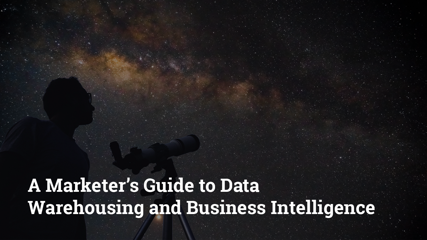 A Marketer's Guide to Data Warehousing and Business Intelligence. What is BI? What is data warehousing? What is a data warehouse? Hurree.