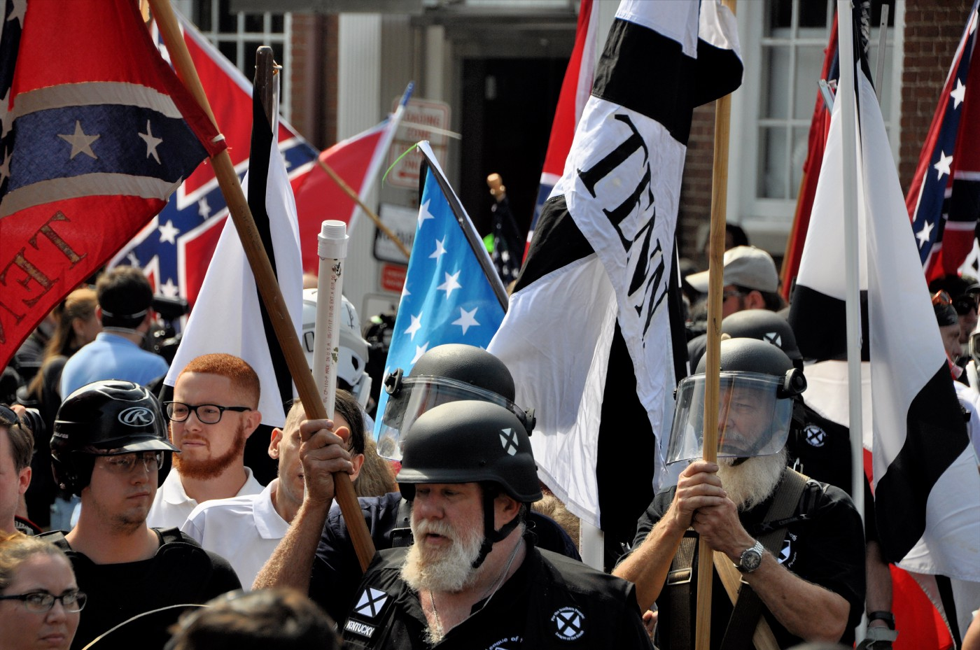 Charlottesville Extremist March