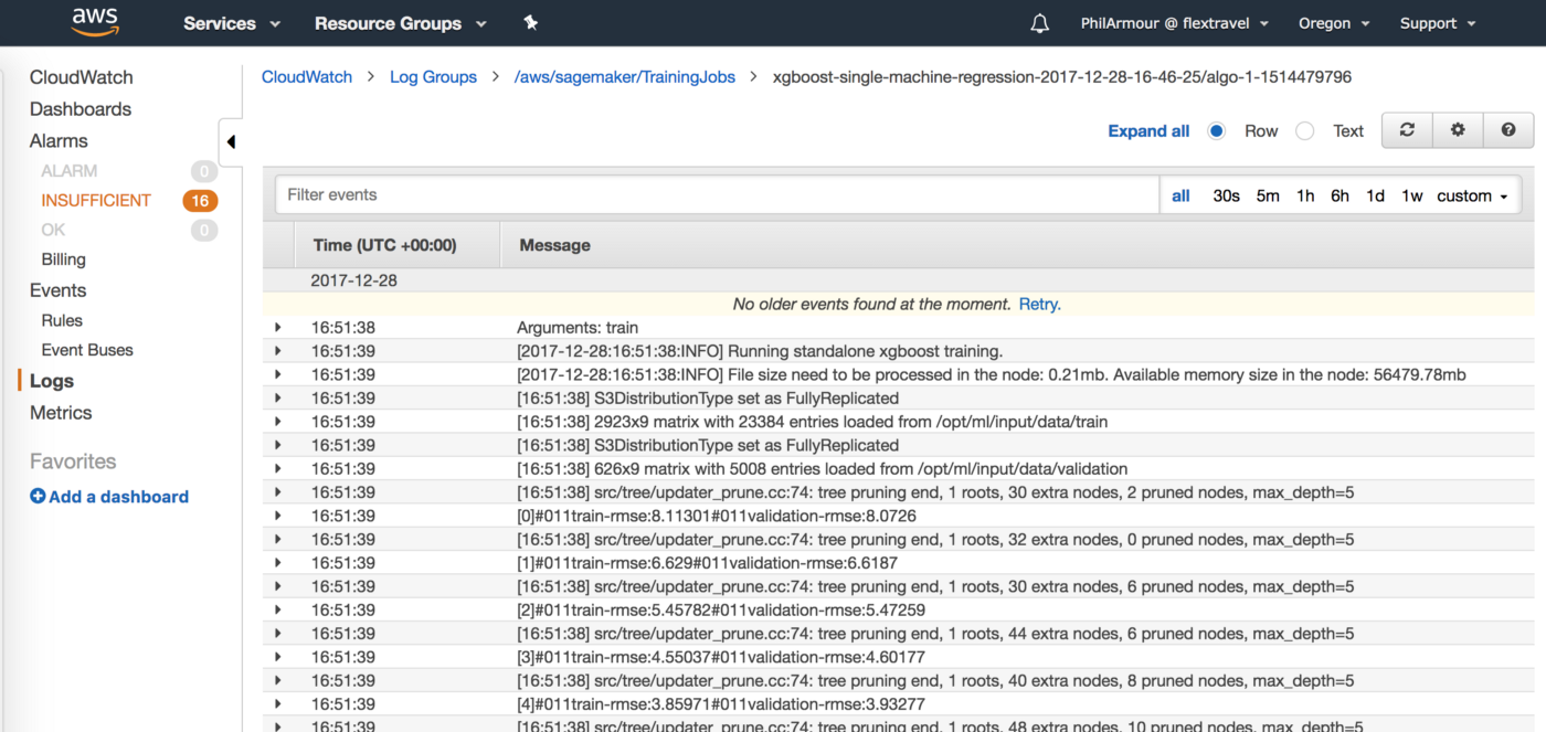 Digging into AWS SageMaker — First Look - Upside Engineering Blog