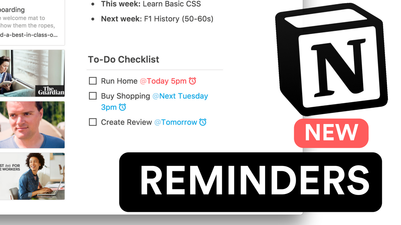 Why Notion isn't a Replacement, yet!? - Keep Productive - Medium