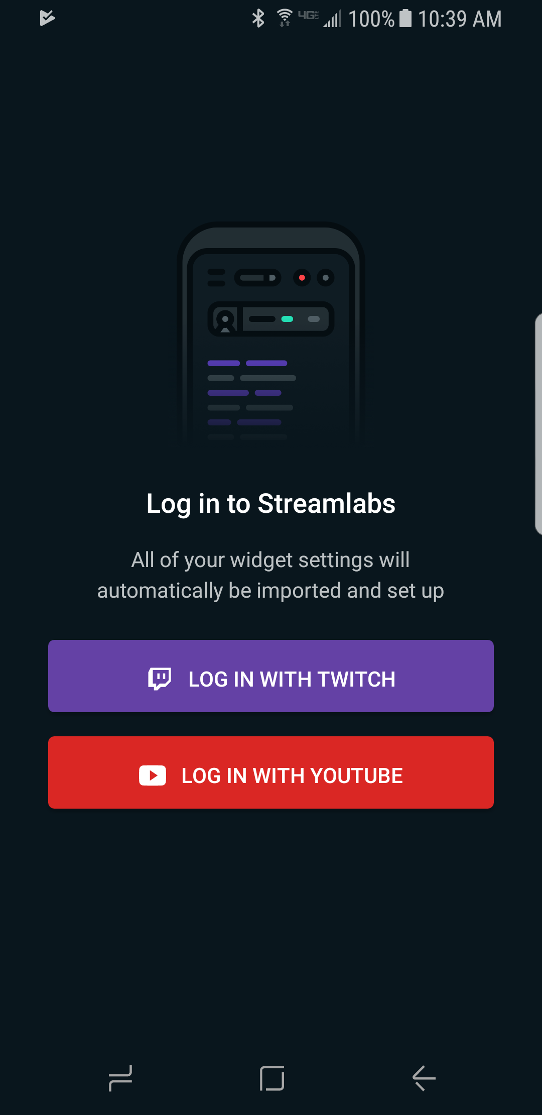 Streamlabs Releases First Mobile Live Streaming App