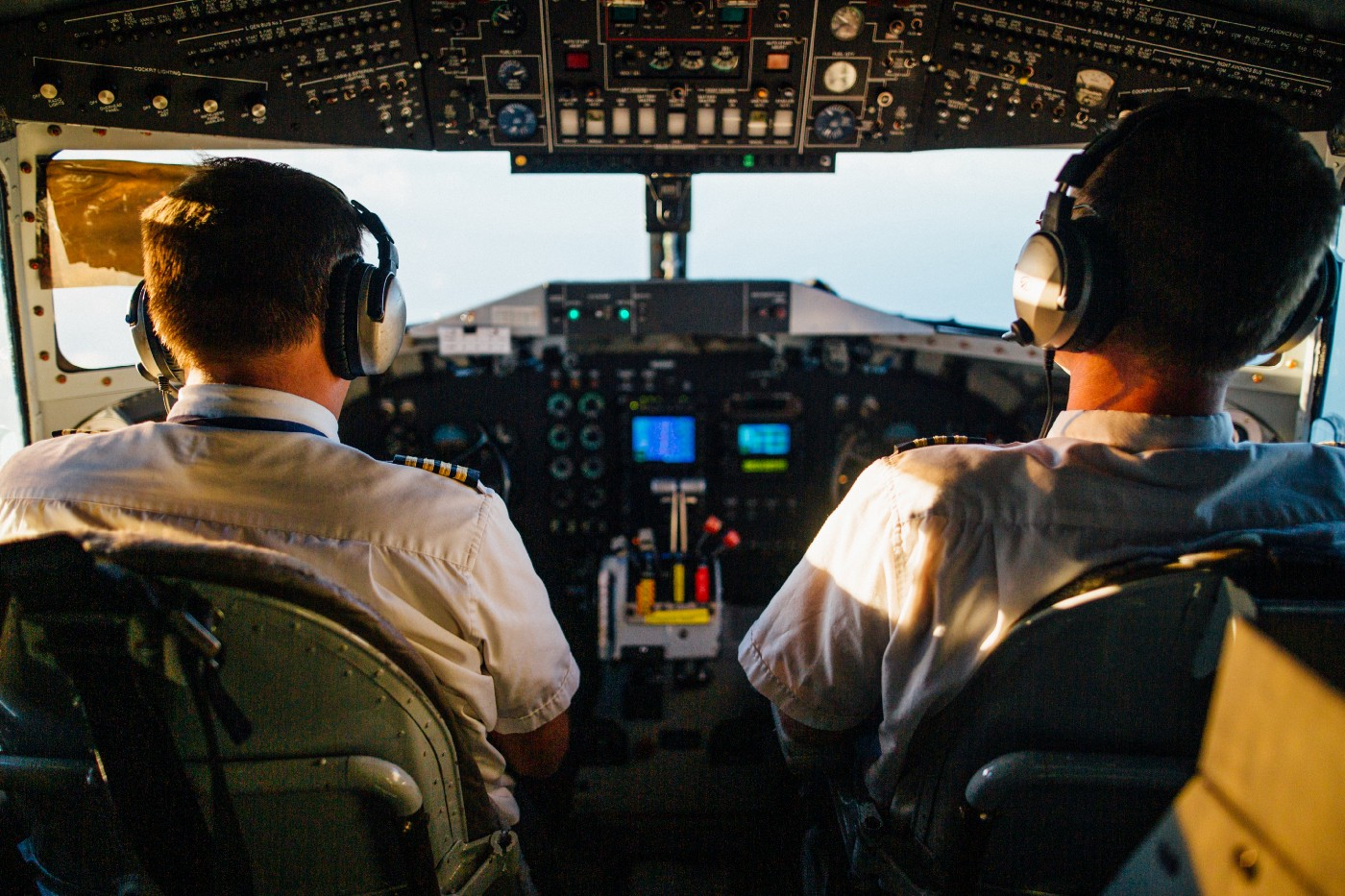 If You Want To Be A Better Leader, Think Like a Pilot