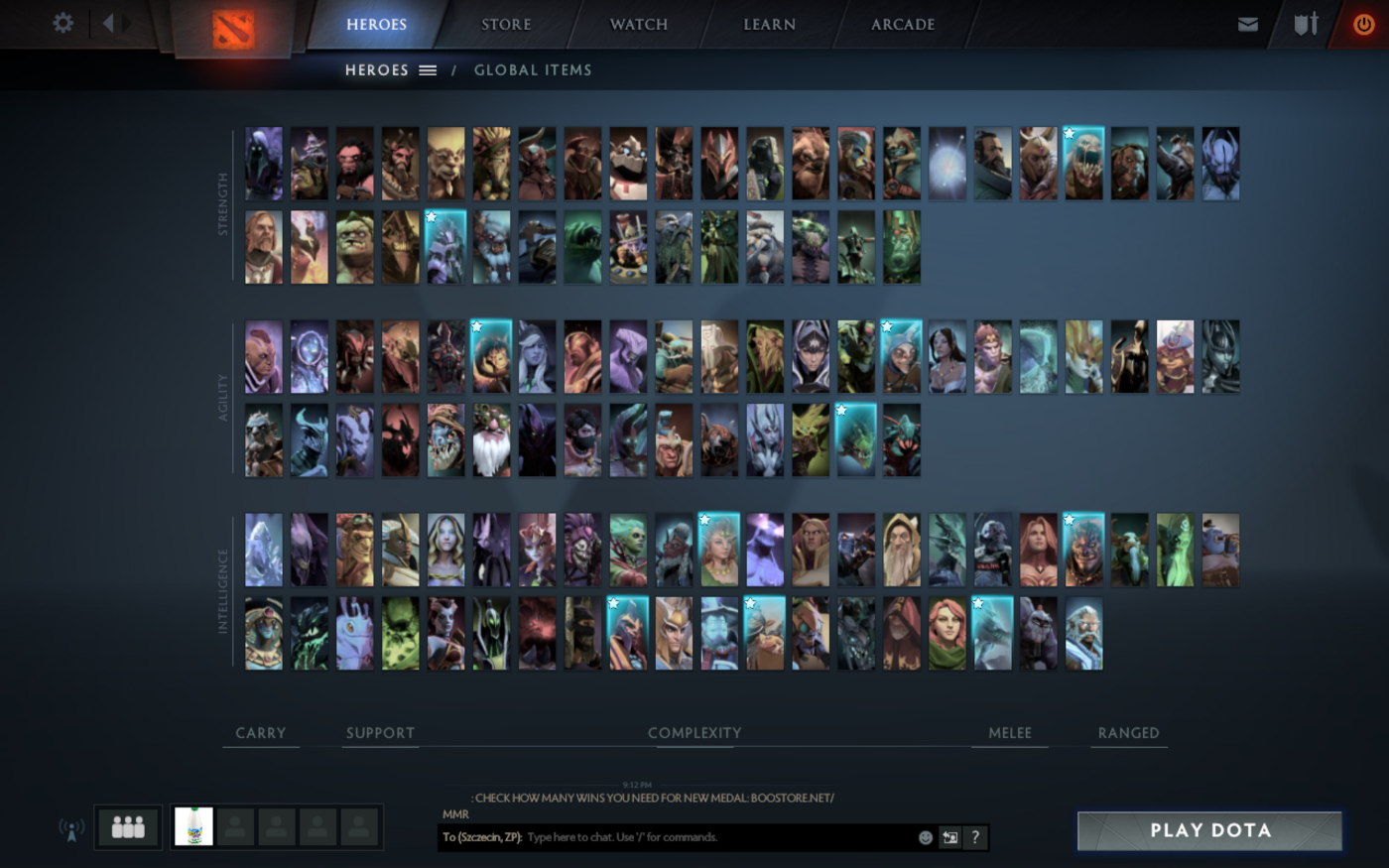 What I've learned from over 1,000 matches in Dota 2  Part 1 - Intro