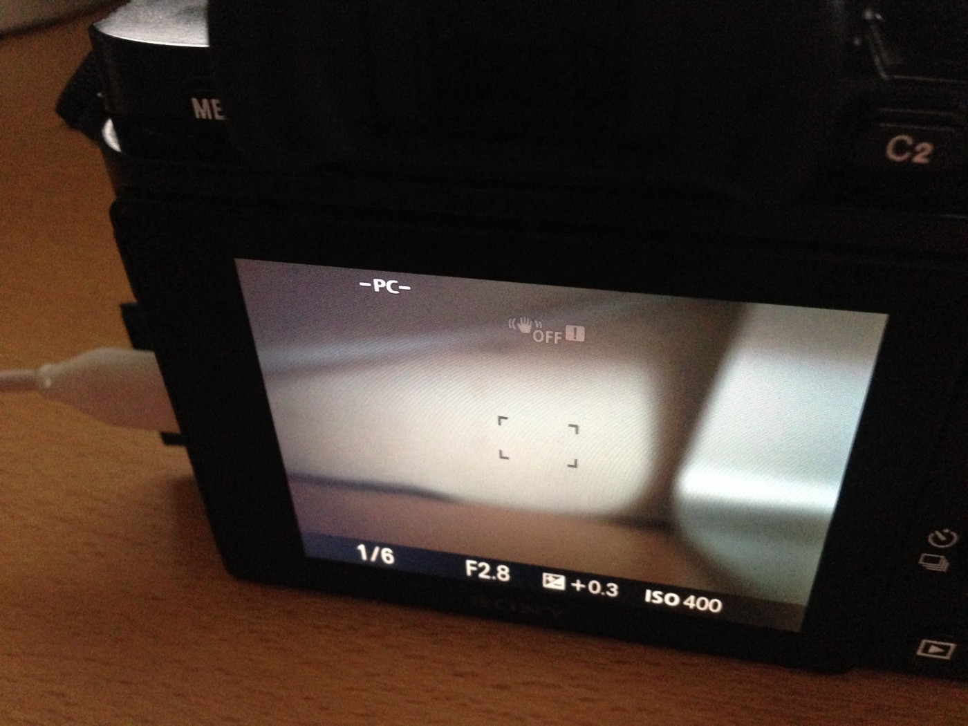 How to set-up a live view tether for your Sony Camera