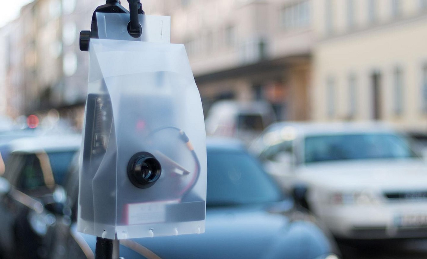 Open Data Cam Is a Computer Vision Traffic Counter That You Can