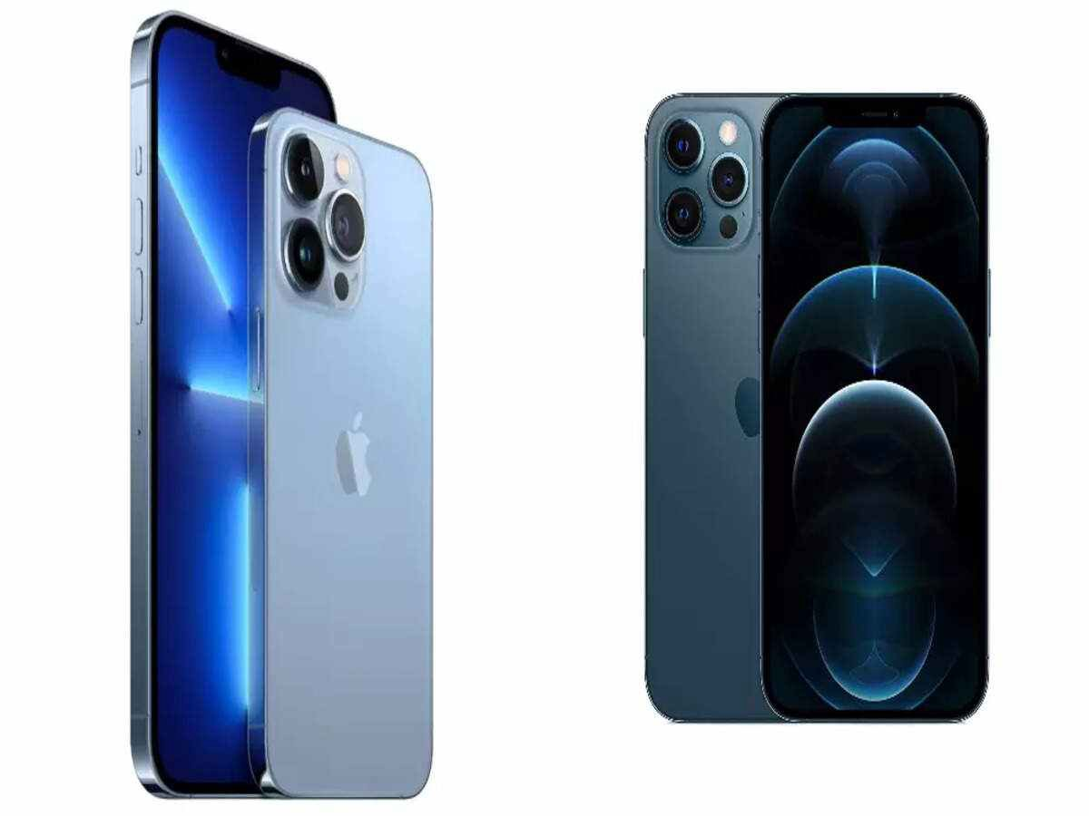 Specifications for Apple iPhone 13 Pro and iPhone 13 Pro Max