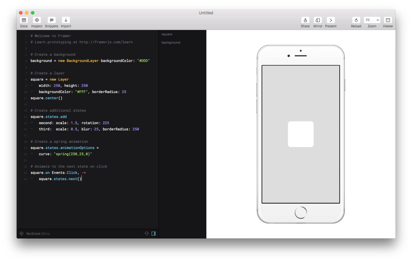 New to Framer? Just 3 Things to Get You Started - Framer