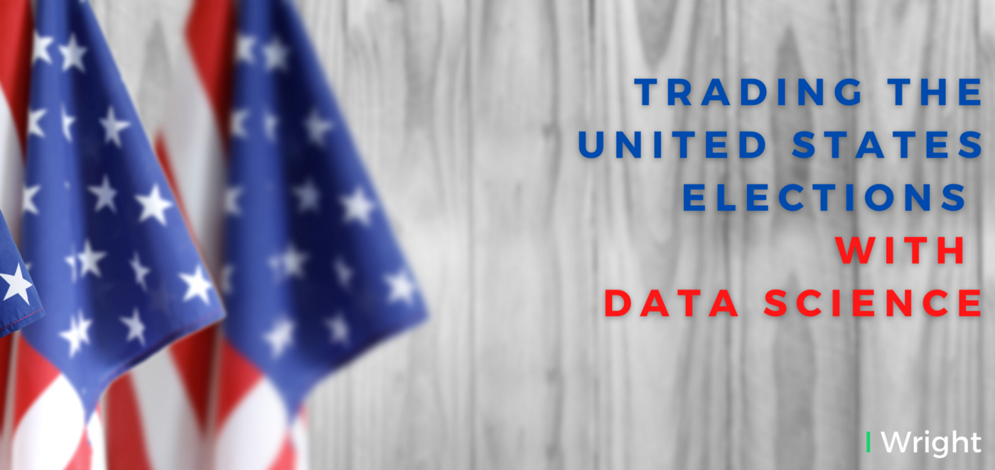 Trading US Elections with Data Science