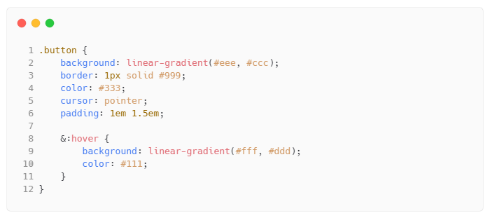 HTML/CSS: An overview of effective coding standards