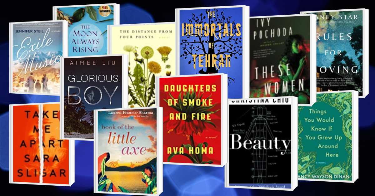 Your 2020 Year-end Lockdown List for Book Groups!