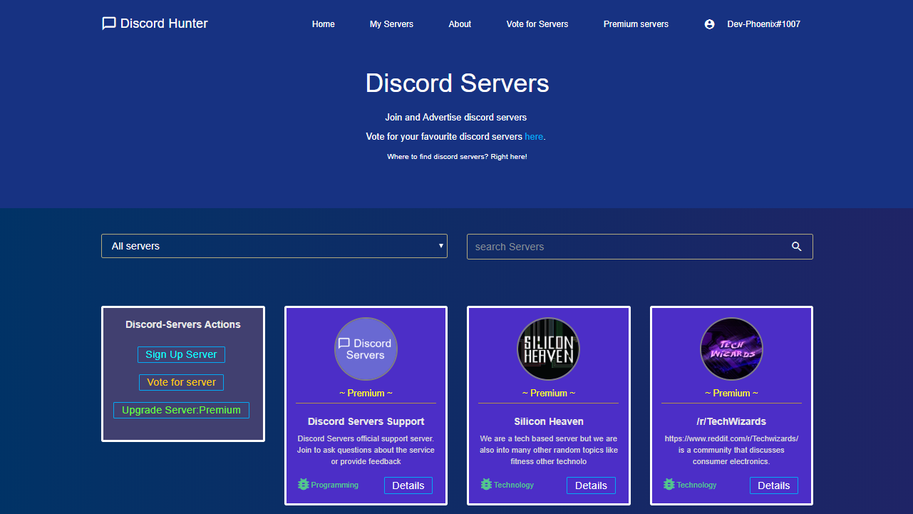 Discord users can finally discover and join discord servers in one