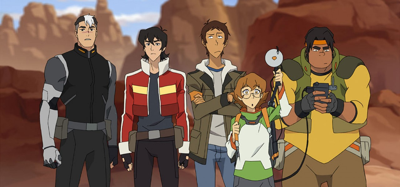 Finding Your Strengths like a Paladin of Voltron - Fandom Forward