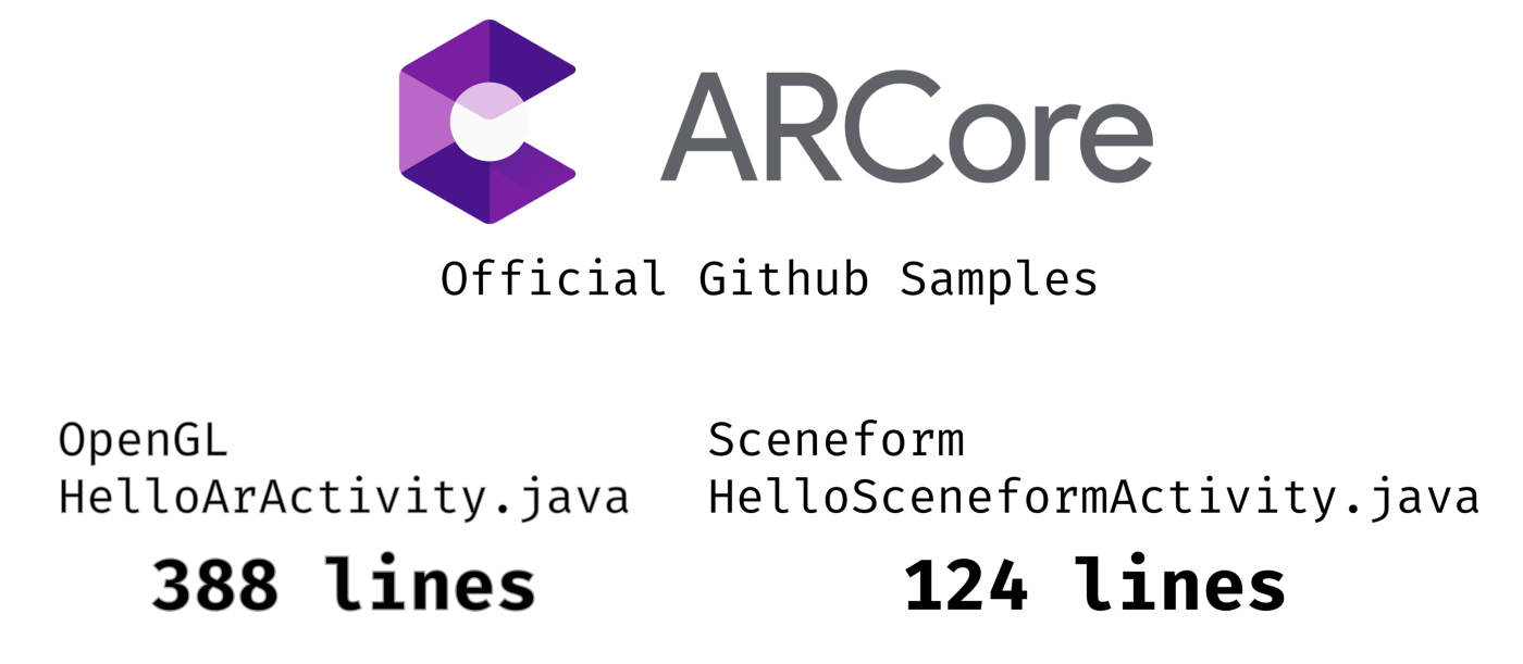 Build your first Android AR app with ARCore and Sceneform in 5 minutes*
