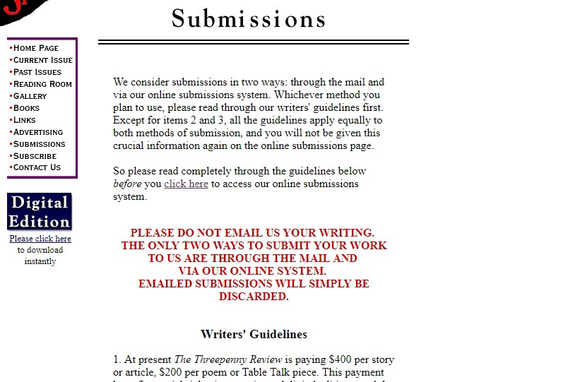 How To Submit Poetry to a Literary Magazine - The Writing Cooperative
