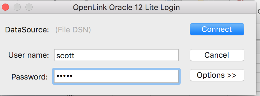 New 32- and 64-Bit ODBC SDK & Runtime for Mac OS X - OpenLink ODBC