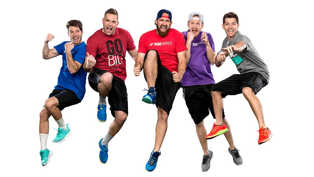 Dude Perfect (YouTubers)