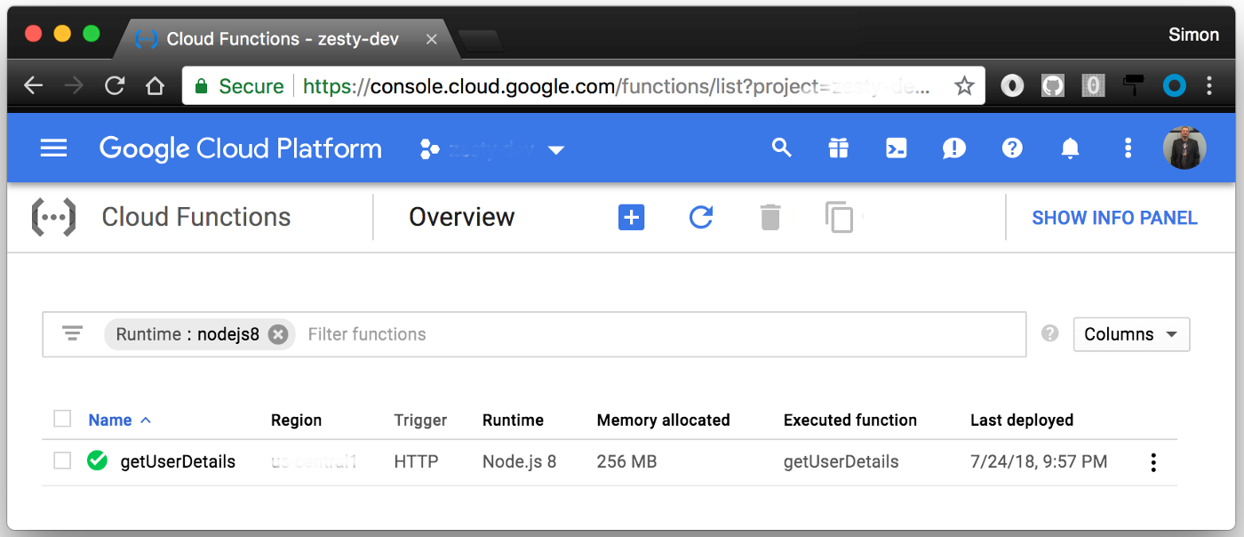 You Can Now Write Google Cloud Functions with Node js 8