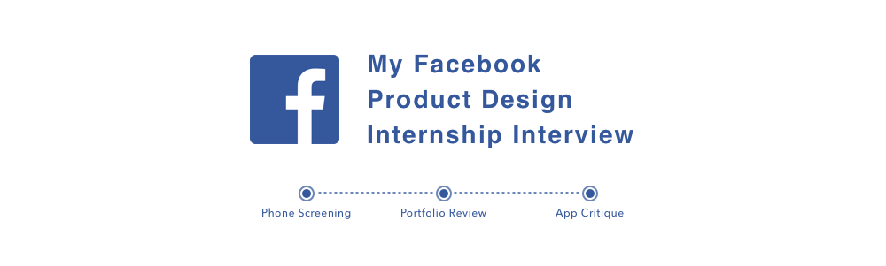 My Facebook Product Design Internship Interview - theuxblog com