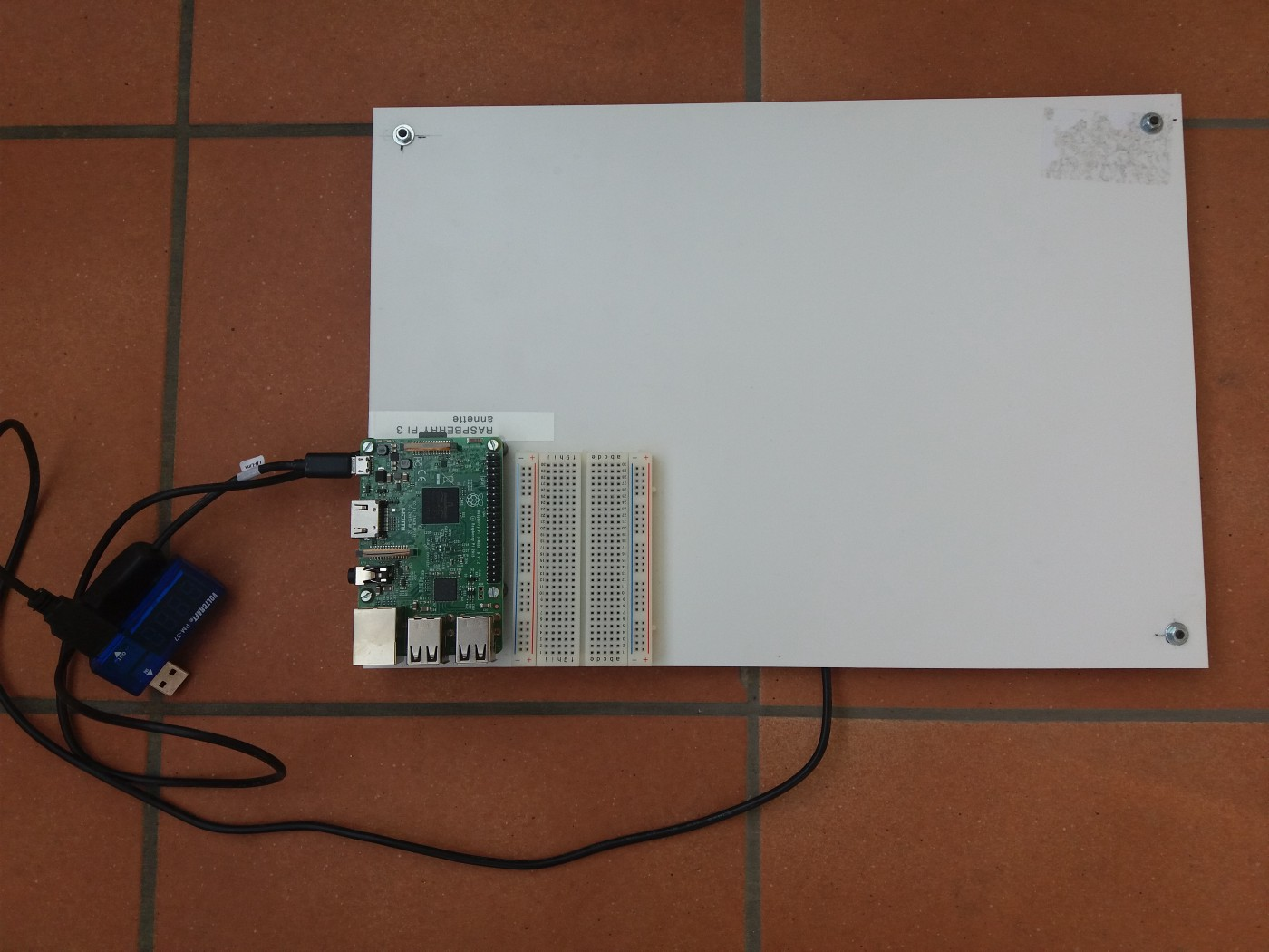 Rapid Application Development for Raspberry Pi - Andreas Jakobsche