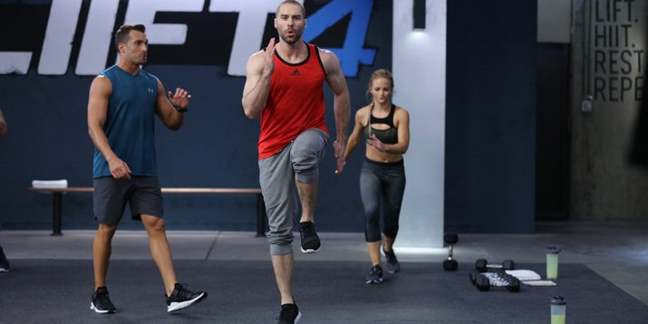 LIIFT4 reviews are wrong  Home workouts for the rest of us