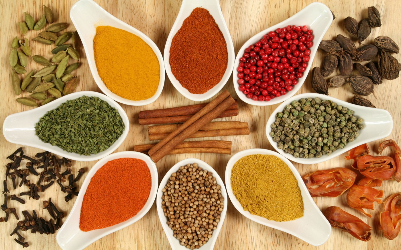 BEST INDIAN SPICES FOR GOOD HEALTH